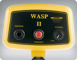 WASP II - Control Box